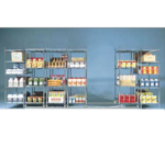 Metro BTAC HD qwikTRAK™ High Density Storage System