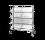 Metro DC56EC Slanted-Shelf Merchandiser/Dispenser Rack (5)