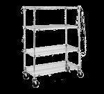 Metro ECM46XC Super Adjustable Super Erecta® Stem Caster Cart