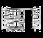 Metro FPS10N High-Density Top-Track Floor Pad Protectors
