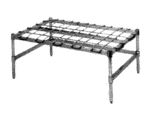 Metro HP32C Super Erecta® Dunnage Rack with Mat