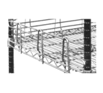 Metro L48N-4C Super Erecta® Shelf Ledge