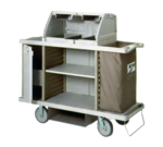 Metro LXHK3-PRO Lodgix™ Pro Housekeeping Cart
