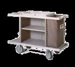 Metro LXHK4-ESS Lodgix™ Essentials Housekeeping Cart