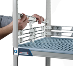 Metro MXLS18-2S MetroMax i® Stackable Shelf Ledge