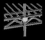 Metro R84C Super Erecta® Rod & Tabs