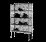 Metro WB237C Super Erecta® Bulk Storage Wine Shelving