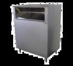 MGR Equipment LP-500-SS Ice Bin