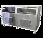 MGR Equipment S-1500-A Ice Bin