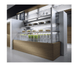 Oscartek MURO H11 1000 39.50'' Air Curtain Open Display Merchandiser with
