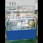 Oscartek MURO OPTIMA D34 1250 49.21'' Air Curtain Open Display Merchandiser with