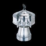 Perlick Corporation Perlick Corporation 4005-3BPC Gambrinus Draft Beer Tower