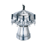 Perlick Corporation 4005-5B Gambrinus Draft Beer Tower