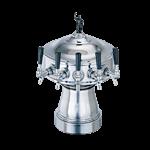 Perlick Corporation 4005D4BLM Gambrinus Draft Beer Tower