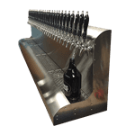 Perlick Corporation 4076BK25 Modular Draft Beer Dispensing Tower