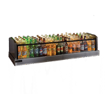 Perlick Corporation GMDS14X36 Glass Merchandiser Ice Display