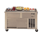 Piper Products/Servolift Eastern 4-FT Elite Frost Top Serving Counter
