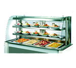 Piper Products/Servolift Eastern OTH-4 Omnitop Hot Food Display Case