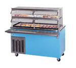Piper Products/Servolift Eastern R2-CM Reflections Refrigerated Cold Pan Unit