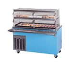 Piper Products/Servolift Eastern Piper Products/Servolift Eastern R4-FT Reflections Frost Top Serving Counter