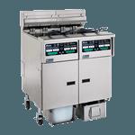 Pitco Frialator SELV14C-2/FD Solstice Reduced Oil Volume Fryer System