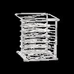 Rational 60.61.128 Mobile plate rack