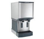"Scotsman HID312A-1    16.25"" Nugget Ice Maker Dispenser, Nugget-Style - 200-300 lbs/24 Hr Ice Production, Air-Cooled, 115 Volts"