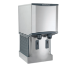 """Scotsman HID312AW-1    18.25"""" Nugget Ice Maker Dispenser, Nugget-Style - 200-300 lbs/24 Hr Ice Production, Air-Cooled, 208-230 Volts"""