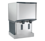 """Scotsman HID525AW-1    23.25"""" Nugget Ice Maker Dispenser, Nugget-Style - 500-600 lb/24 Hr Ice Production, Air-Cooled, 115 Volts"""