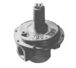 """Southbend 1167782 1"""" gas pressure regulator (shipped loose) Natural"""