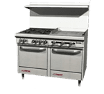 Southbend S48AC-2TL S-Series Restaurant Range