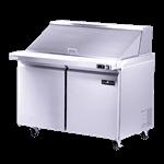 Spartan Refrigeration SST-48-18 Mega Top Sandwich/Salad Prep Unit