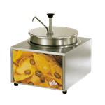 "Star Mfg. 11WLA-P ""Heat & Serve"" Cheese Warmer"