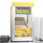 Star Mfg. 15NCPW Nacho/Chip/Popcorn Merchandiser