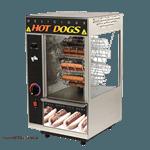 Star Mfg. 174CBA Broil-O-Dog Hot Dog Broiler
