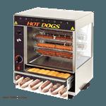 Star Mfg. 175CBA Broil-O-Dog Hot Dog Broiler
