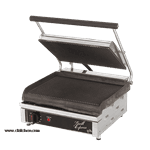 """Star Mfg. GX14IG Grill Express"""" Two-Sided Grill"""
