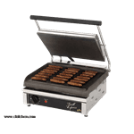 """Star Mfg. GX14IS Grill Express"""" Two-Sided Grill"""
