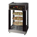 Star HFD-2ACR Hot Food Display Case with Humidity Control