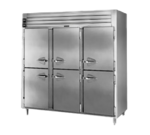 Traulsen RDT332NUT-HHS Spec-Line Refrigerator/Freezer Dual Temp Cabinet