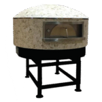 Univex DOME39GV Artisan Stone Hearth Domed/Round Pizza Oven