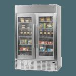 Victory Refrigeration LSR49-1-G-L UltraSpec Series Merchandiser Refrigerator