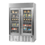 Victory Refrigeration LSR49-1-G UltraSpec Series Merchandiser Refrigerator