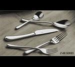 Winco Z-AR-06 Cadenza Aires Salad Fork